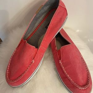 Sperry's Boat shoes - size 10